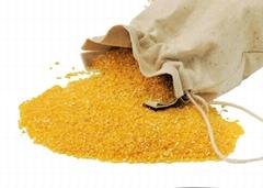 Corn gluten from Russia