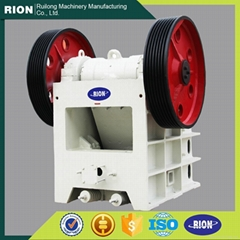 mini jaw crusher of stone crushing machine for rock stone