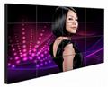 4x3 LCD DID video wall 46 inch 5.3mm HD