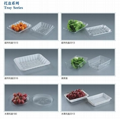 Accept custom order plastic disposable food container
