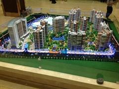 Architecture design for commercial buildi model ,model architect