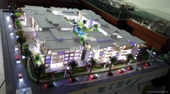3d printing of building model ,residential home house building model