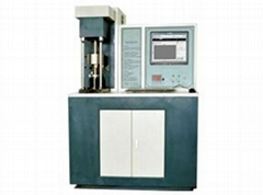 Microcomputer controlled high temperature electronic universal testing machine