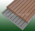 composite wood laminated wpc flooring