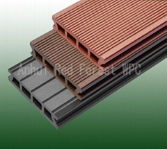 high quality wpc decking wood plastic composite decking board