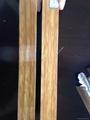 hot sale narrow wooden color flat t grid