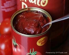 China made tomato sauce