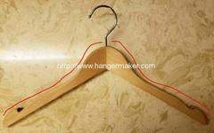 Automatic Wooden Hanger Shoulder Sanding Machine