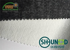 40D * 16S Tricot Brush Weft - Insert Fusible Interlining B1200 For Jackets
