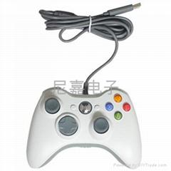 NYGACN尼嘉遊戲手柄xbox360有線手柄暢360主機電腦手柄