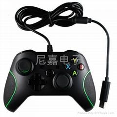 Xbox one主機有線遊戲手柄Xbox one遊戲手柄支持電腦Xbox one主機