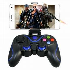 NYGACN尼嘉无线蓝牙安卓PS3苹果游戏手柄厂家定制