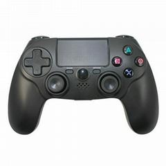 NYGACN尼嘉無線藍牙PS4主機觸摸板震動遊戲手柄批發