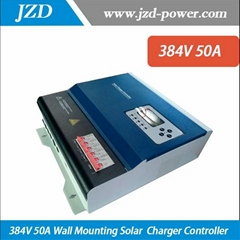 384V 50A Wall Mounting Solar Charger Controller