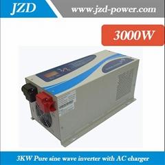 3000W DC 24V/48V pure sine wave inverter output 110V or 220V AC