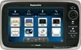 "Raymarine E7 Sonar & GPS Unit Combo, 7"""