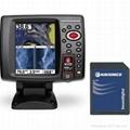 Humminbird 409510-2KVD 698ci HD SI KVD