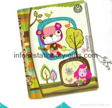 diary book notebook set 1
