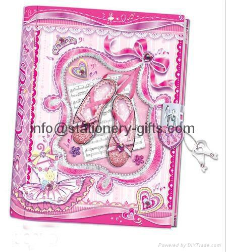 diary book notebook set 2
