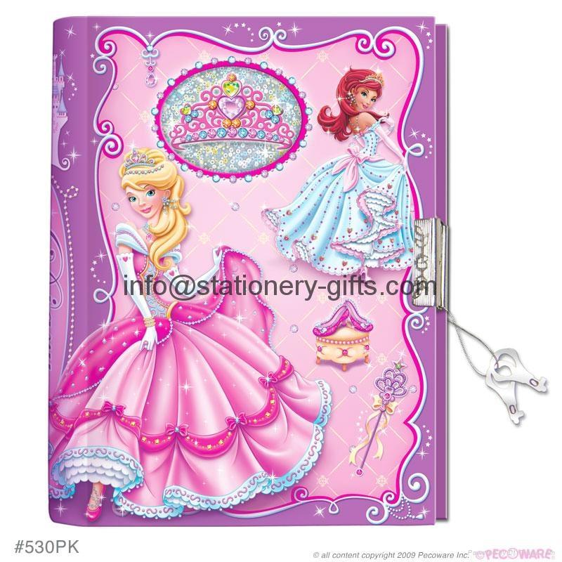diary book notebook set 4
