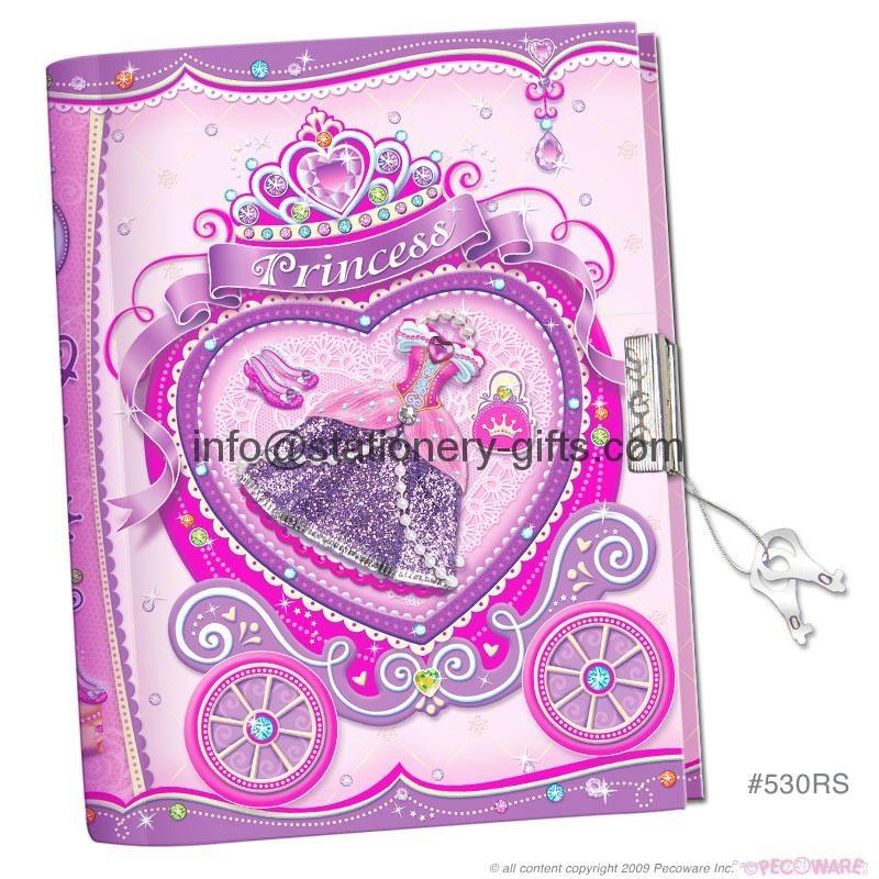 diary book notebook set 5