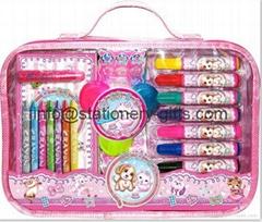 stationery set for kids/kids stationery set