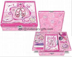 kids stationery box/ kids stationery gifts