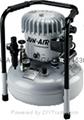 Jun-air 6-25 靜音空壓機現貨供應