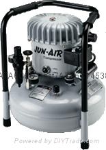 Jun-air 6-25 静音空压机现货供应