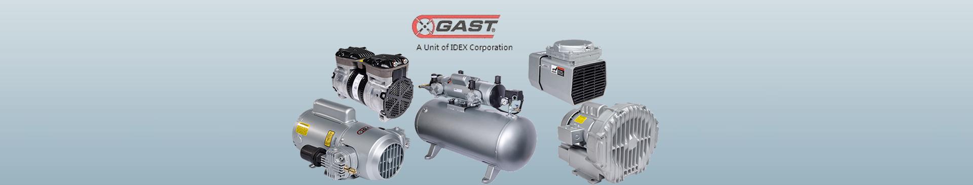 Gast气动马达,空气压缩机,真空泵