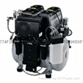 高性能静音空压机2XOF302-40M