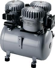 18-40,大流量靜音空壓機,Jun-air原裝進口