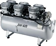 Jun-air大流量靜音空壓機36-150