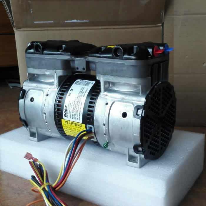 GAST真空泵,热电颗粒物分析仪专用真空泵,87R647-441-N470X 1