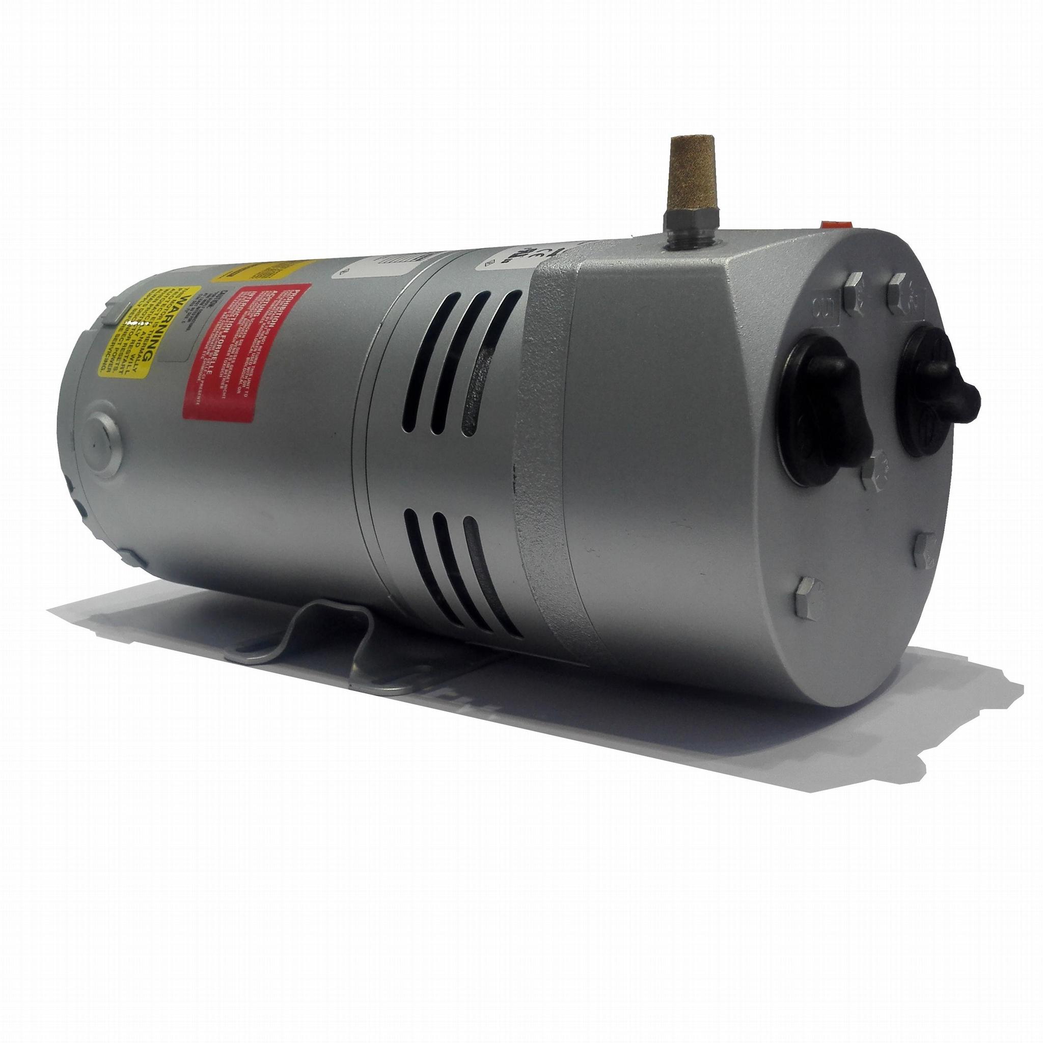 美国Gast(嘉仕达)旋片式真空泵 1