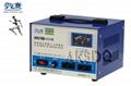 爱克赛单相220V全自动高精度电脑专用家用稳压器500W 安全节能 4