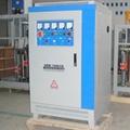 爱克赛SBW-100KVA三相全自动补偿式大功率电力柱式稳压器柜 100KW 4