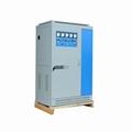 爱克赛SBW-100KVA三相全自动补偿式大功率电力柱式稳压器柜 100KW 5