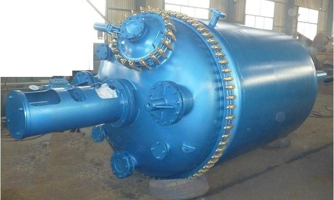 Glass-lined Reactor 30000L 1