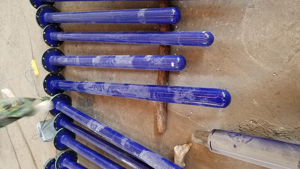 搪玻璃溫度計套管 1