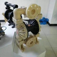 四氟氣動隔膜泵