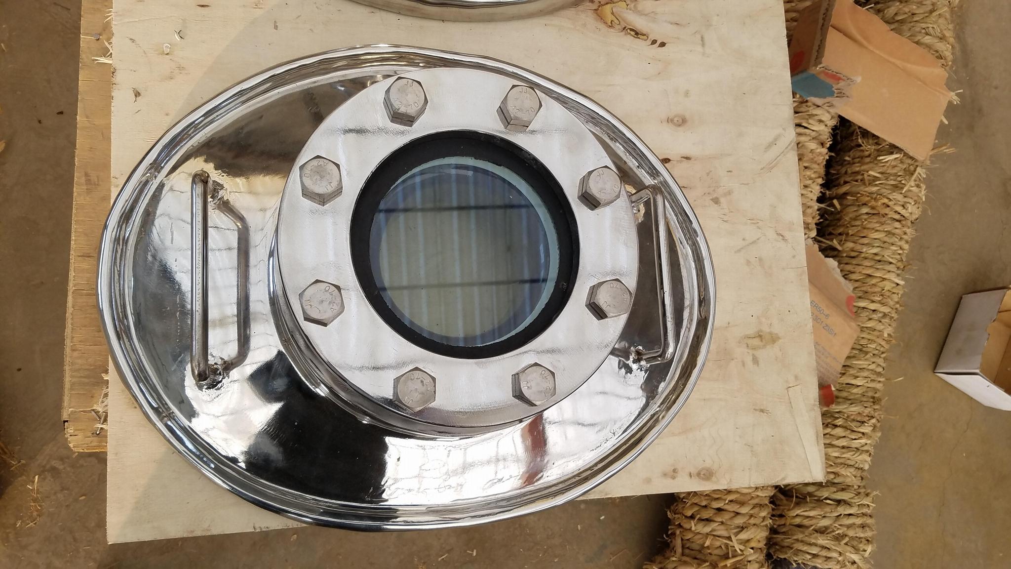 GMP Manhole cover 2