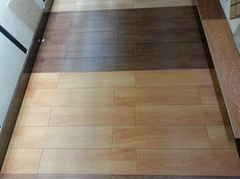 Wooden ceramic rustic glazed flooring tiles