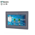 Wecon 7'' inch human machine interface