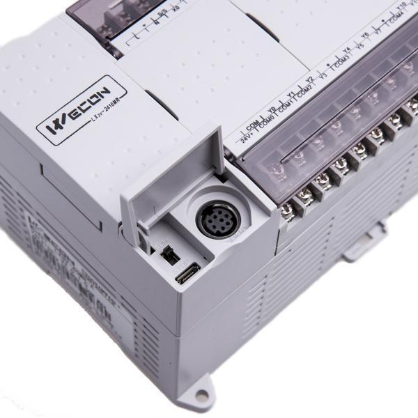 Wecon 40 I/O control home automation plc for elevator control 4