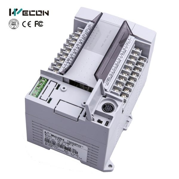Wecon LX3V-1412MR2H-D 26 points plc smart controller for automatic cutter 5