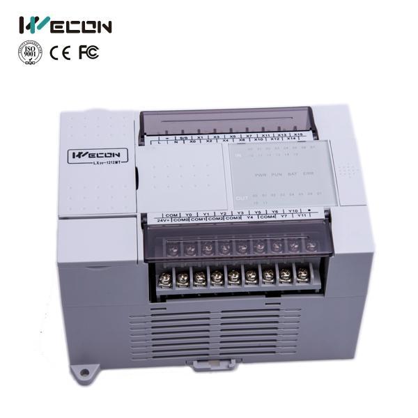 Wecon 24 I/O LX3V-1212MR-D modest chinese plc price 1