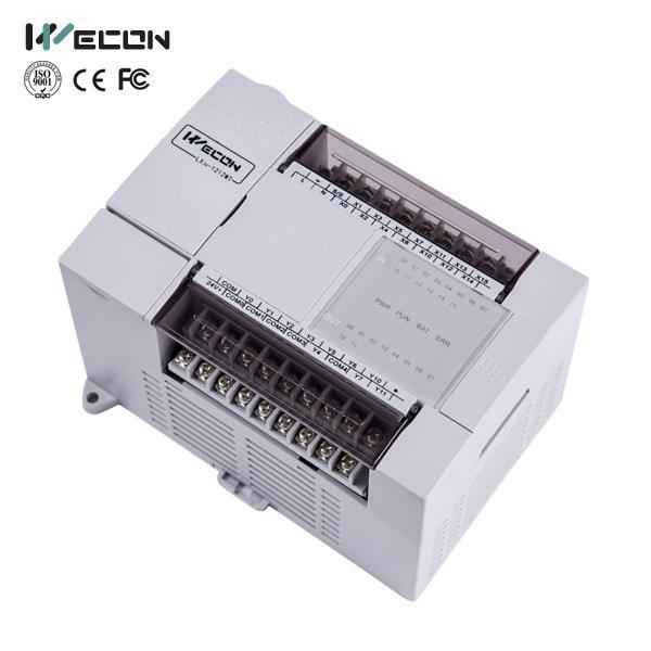 Wecon 24 I/O LX3V-1212MR-D modest chinese plc price 5