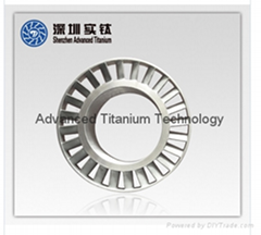 OEM Investment Casting Titanium&high temperature alloys engine stator and rotor