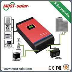 Off Grid Pure Sine Wave DC to AC 1-5kva Hybrid Off Grid Solar Inverter